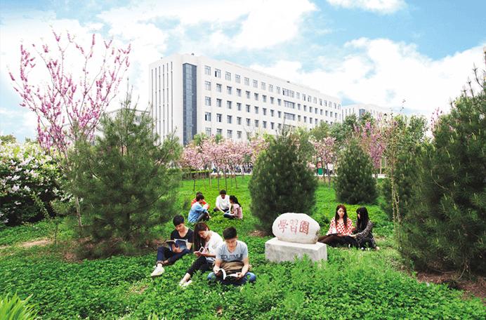 西安科大高新国际课程中心图片