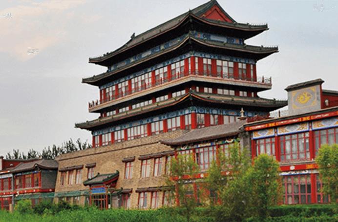京城学校图片