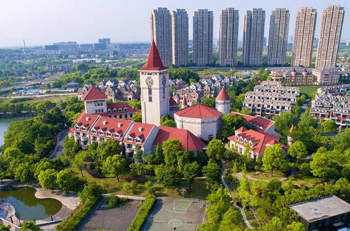 杭州育澜剑桥国际中心图片