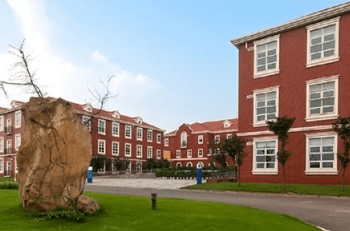 牛津国际公学成都学校图片