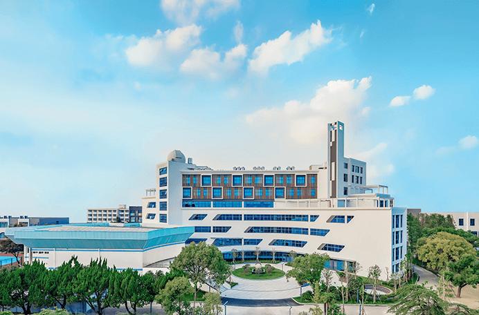 宁波鄞州赫德实验学校图片