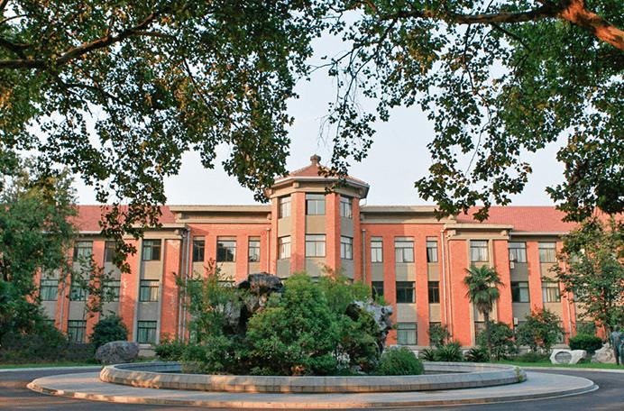 无锡市第一中学国际部图片