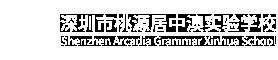 深圳市桃源居中澳实验学校