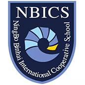 宁波滨海国际合作学校校徽logo图片