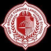 北京新桥外国语高中学校校徽logo图片