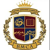 北京明诚外国语学校校徽logo图片