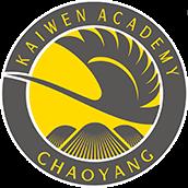 北京市朝阳区凯文学校校徽logo图片