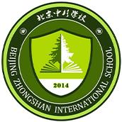 北京中杉学校校徽logo图片