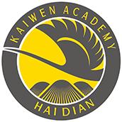 北京海淀凯文学校校徽logo图片