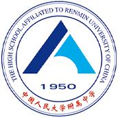 中国人民大学附属中学国际部校徽logo图片