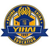 北京市第八中学怡海分校国际部校徽logo图片