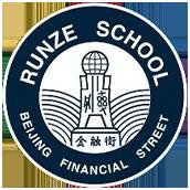 北京金融街润泽学校校徽logo图片