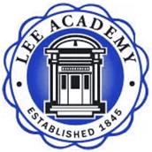美国Lee Academy高级中学校徽logo图片