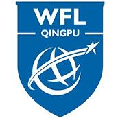 上海青浦区世界外国语学校校徽logo图片