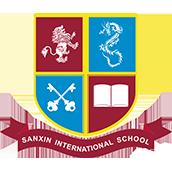 三鑫双语学校国际部校徽logo图片