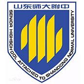 山东师范大学附属中学国际部校徽logo图片