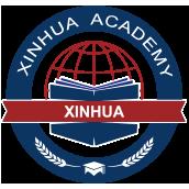 合肥新华公学校徽logo图片