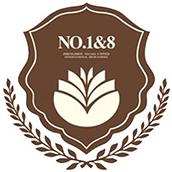 郑州一八联合国际学校校徽logo图片