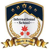 铁岭枫树岭国际学校校徽logo图片