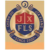 成都七中嘉祥外国语学校国际高中部校徽logo图片