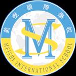 成都美视国际学校校徽logo图片
