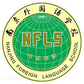 南京外国语学校国际部校徽logo图片