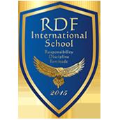 瑞得福国际学校校徽logo图片