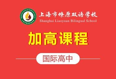 上海燎原国际高中加高课程图片