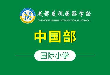 成都美视国际小学中国部图片