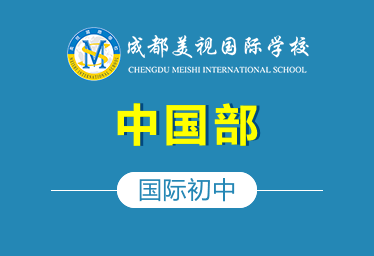成都美视国际初中中国部图片