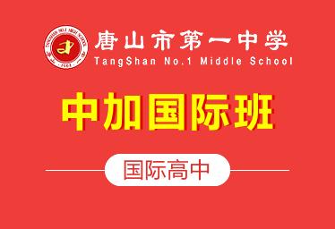 唐山一中国际高中中加国际班图片