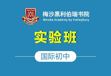 广州梅沙黑利伯瑞国际初中实验班图片