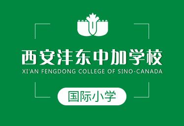 西安沣东中加学校国际小学图片