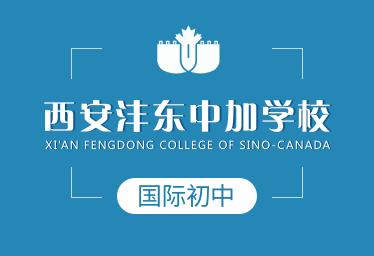 西安沣东中加学校国际初中图片