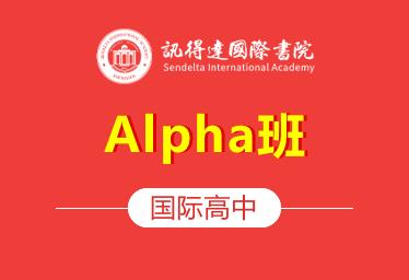 讯得达国际高中(Alpha班)图片