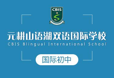 元耕山语湖双语国际学校国际初中图片