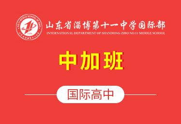 山东省淄博第十一中学国际高中(中加班)图片