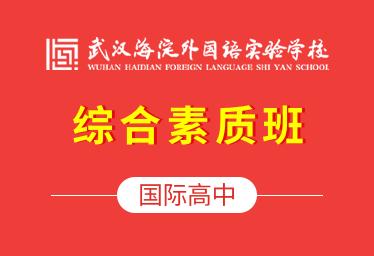 武汉海外学校国际高中(综合素质班)图片