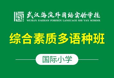 武汉海外学校国际小学(综合素质多语种班)图片