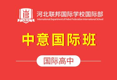 河北联邦国际学校国际高中(中意国际班)图片