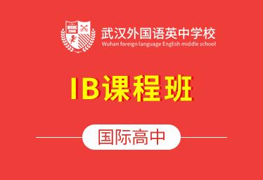 武外英中学校国际高中(IBDP课程班)图片