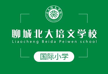 聊城北大培文学校国际小学图片