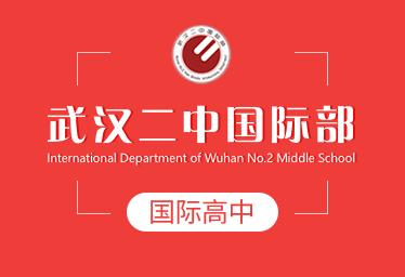 武汉二中国际高中简章图片