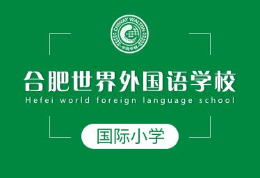 合肥世界外国语学校国际小学图片
