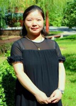 陕西省西安中学国际部Ellen   图片