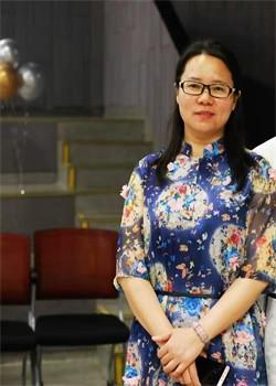 北京市八一学校国际部刘彩云(Cathy)图片