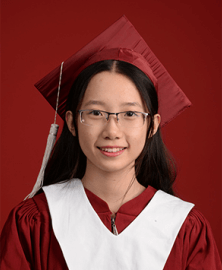 北京中加学校王馨悦图片