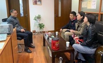 韩国首尔市钟路区第六批交流公务员到北京二十五中国际部交流图片