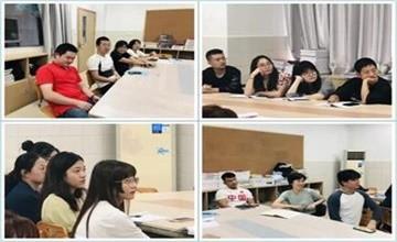 宁波滨海国际合作学校:国际部资深班级导师是怎样炼成的?图片