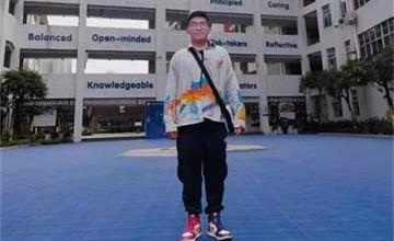 不一般的国际教育,中黄书院美国GIA国际高中的他凭初心拿到澳洲蓝带学院offer!图片